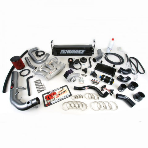 4929.99 Speedzone Performance LLC '06-'11 Civic Si Supercharger System - Black Edition w/o Tuning Solution
