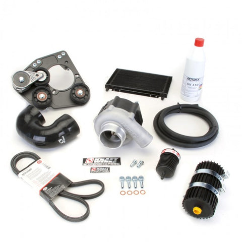 B Series Race Supercharger DIY Kit - C30-94 Black Edition