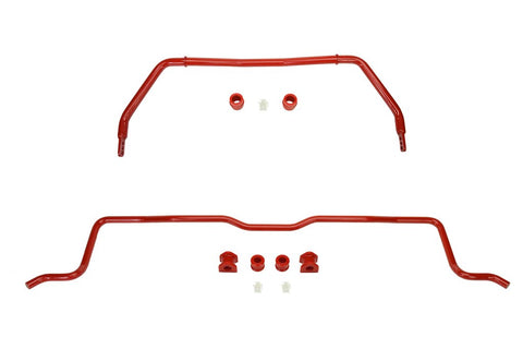SWAY BAR KIT - F/R - MUSTANG S197 2005-2014