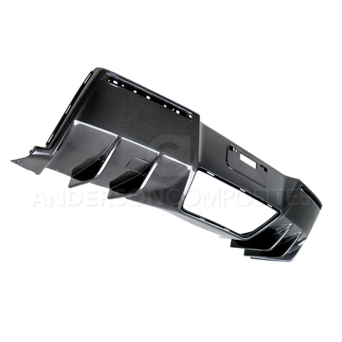 Anderson Composites 14+ Chevrolet Corvette C7 Stingray/Z06 Rear Diffuser freeshipping - Speedzone Performance LLC