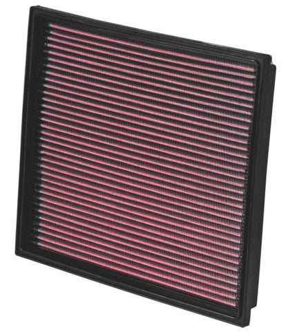 K&N Replacement Air Filter AUDI A8 3.7L & 4.2L V8; 1998-2001