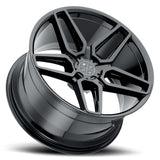 Blaque Diamond Wheels- BD-17-5