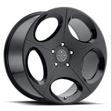 Blaque Diamond Wheels- BD-77