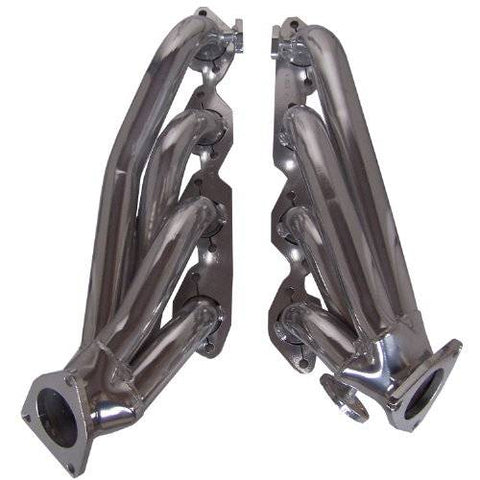 Gibson 01-03 Chevrolet Silverado 3500 Base 8.1L 1-3/4in 16 Gauge Performance Header - Ceramic Coated