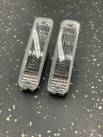 Liquidation- 1990 Honda Civic Clear Bumper Lights