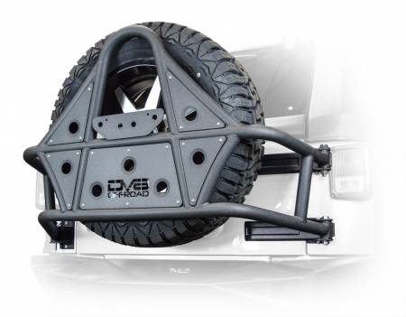 DV8 Off-Road TC-1 Tire Carrier