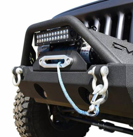 DV8 Off-Road FS-15 Stubby Front Bumper