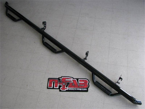 589.99 Speedzone Performance LLC N-Fab Off-Road F1596CC-6-TX Wheel To Wheel Nerf Step Bar w/Bed Access