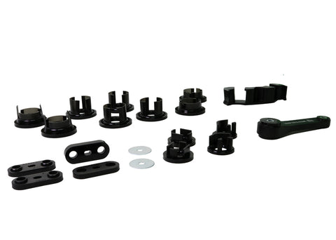 Whiteline 11-16 Subaru Impreza (Non WRX/STI) / 07-14 Subaru WRX Front + Rear Vehicle Essentials Kit