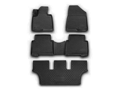 Westin Profile Floor Liners 5pc - Black freeshipping - Speedzone Performance LLC