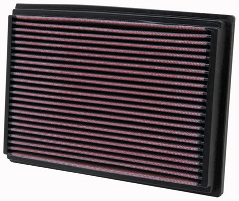K&N Replacement Air Filter FORD PUMA 1.7I,16V
