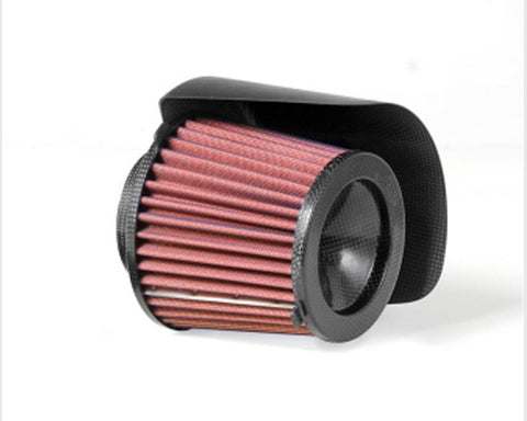 BMC Universal 90mm Conical Carbon Racing Filter w/Shield