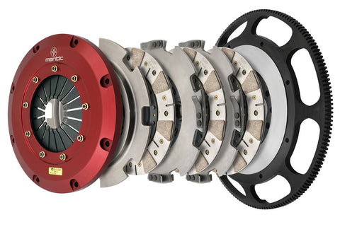 2950.00 Speedzone Performance LLC Triple Disc Clutch 2009-2015 Cadillac CTSV