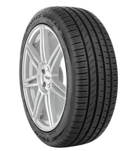 Toyo Proxes A/S Tire - 265/30ZR22 96Y PXAS TL freeshipping - Speedzone Performance LLC