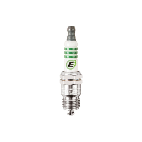 E3SP-E3107  E3 Racing Spark Plugs 4mm Thread, 0.460 in. Reach, Copper Screen reader support enabled. freeshipping - Speedzone Performance LLC
