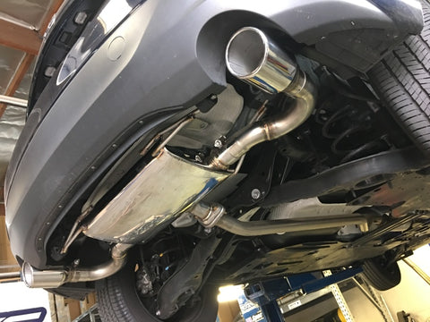 MXP 13-18 Mazda 3 SUS401 Rear Section SP Exhaust System freeshipping - Speedzone Performance LLC