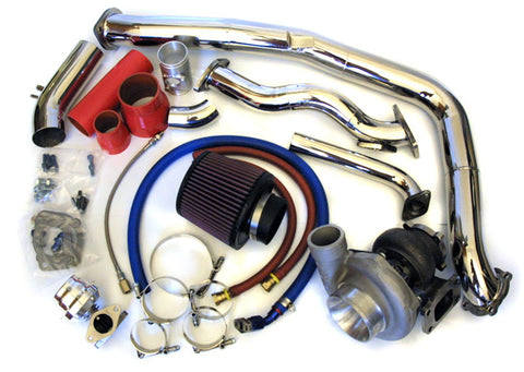 Agency Power GT35R Turbo Kit Subaru WRX/STI