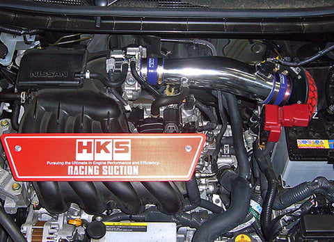 HKS 70020-AN109 Racing Suction Red 150-80 mm freeshipping - Speedzone Performance LLC
