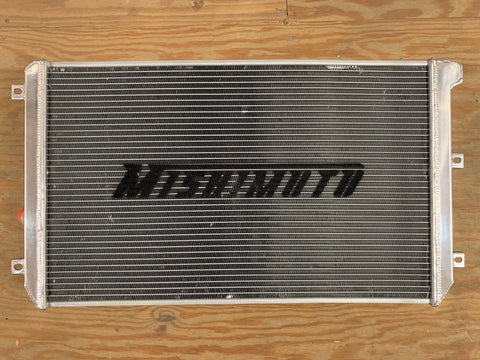 Final Sale Performance Parts- Mishimoto 06-09 Volkswagen Golf MK5 GTI (FSI Only) Manual Aluminum Radiator