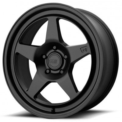 Motegi MR137 Satin Black