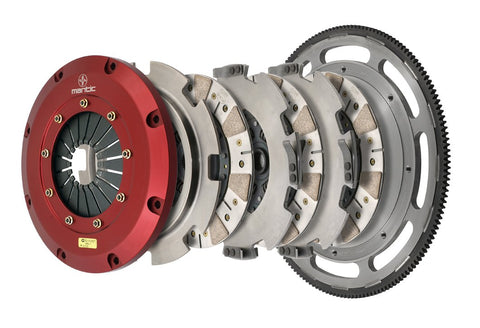 2915.00 Speedzone Performance LLC Triple Disc Clutch 2007-2014 Shelby GT500