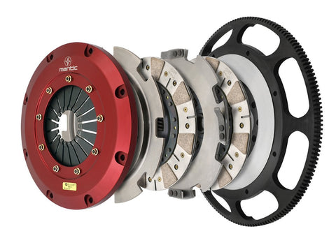 2365.00 Speedzone Performance LLC Twin Disc Clutch C7 Corvette - Ceremetallic