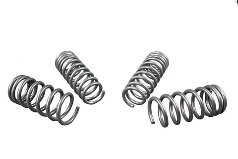 Closeout Suspension - Whiteline Lowering Springs 2003-2009 Nissan 350Z