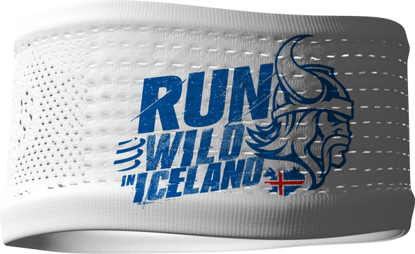 HeadBand Run Wild in Iceland