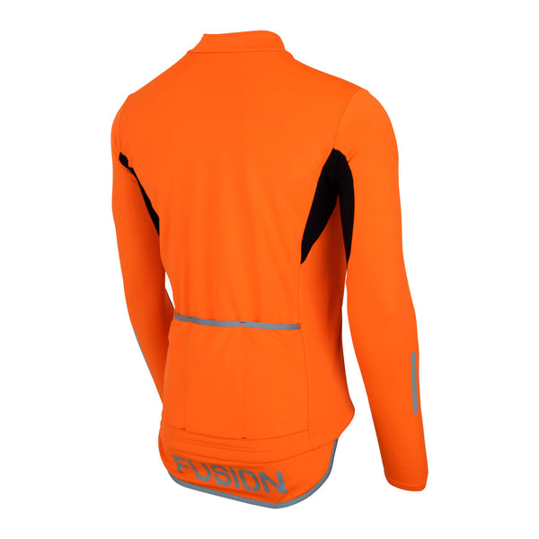 S3 CYCLING JACKET ORANGE