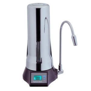 7-Stage LCD Countertop Water Filter