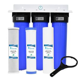 3-Stage Whole House Filter