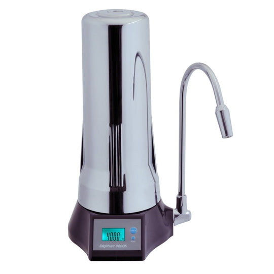 2-Stage Countertop Water Filter