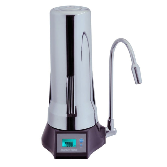 AF-9700 - 7-Stage Smart Alkaline Water Filter System with LCD display