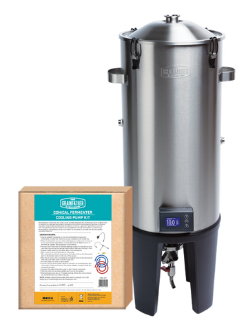 Grainfather Conical Fermenter Basic Cooling Edition