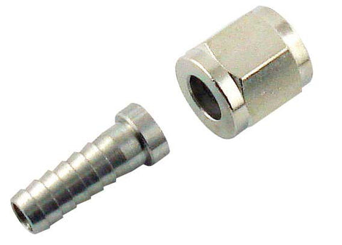 Swivel 1/4 nut x 5/16 barb for GAS line