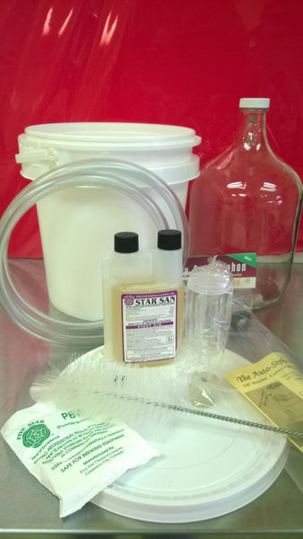 One gallon kit