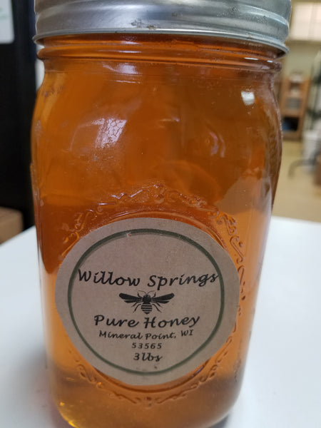 Willow Springs Honey