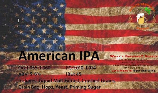 What's An American IPA