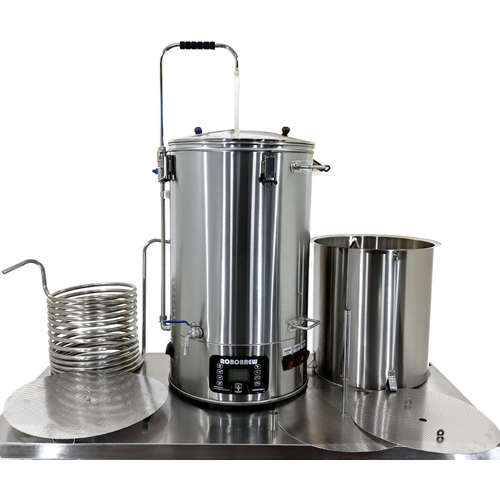 BrewZilla All Grain Brewing System With Pump - 65L/17.1G (220V)