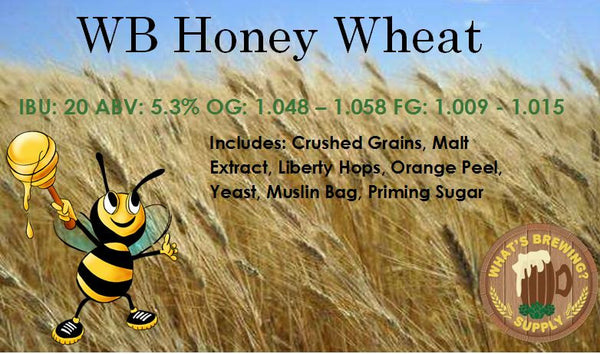 WB Honey Wheat Ingredient Kit