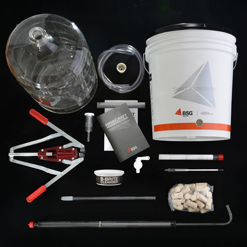 Winemakiing Equipment Kit