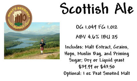 What's A Scottish Ale?