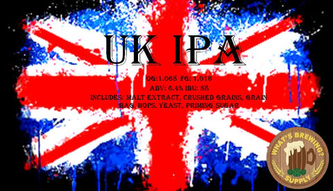 UK IPA Ingredient Kit
