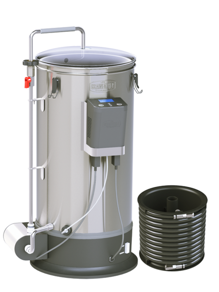 The GrainFather Connect - Bluetooth Connected All Grain Brewing System (120 v)