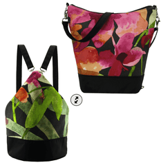 Convertible Backpack Purses