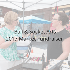 Ball and Socket 2017 Fundraiser Tutenago Stand