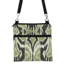 Load image into Gallery viewer, Lombrok with Waterproof Black Nylon Ready-To-Ship Mini Square Crossbody Bag by Tutenago