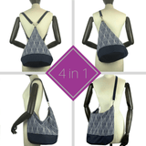 Tutenago Convertible Lightweight Purse Backpack for Women - Custom Design A Bag Today!