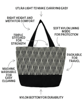 Load image into Gallery viewer, Anatomy for Tutenago Essential Tote Bag for Women - A large customizable reusable shopping bag