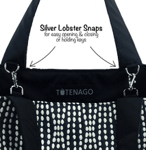 Load image into Gallery viewer, Lobster Snaps in an Essential  Tote Bag by Tutenago
